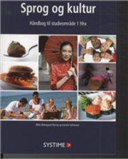 sprog og kultur - håndbog til studieområde 1 hhx - bog