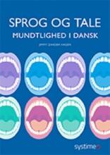 sprog og tale - bog