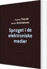 sproget i de elektroniske medier - bog