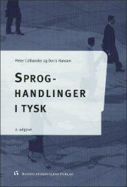 sproghandlinger i tysk - bog