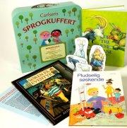 sprogkuffert 2: børnehave - bog