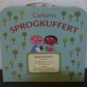 sprogkuffert 3: børnehave - bog