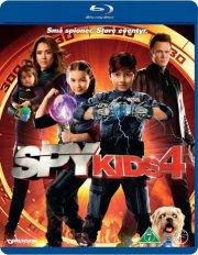 spy kids 4 - Blu-Ray