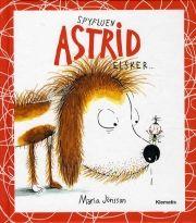 spyfluen astrid elsker - bog