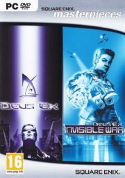 square enix masterpieces: deus ex & deus ex invisible war - PC