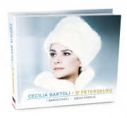 cecilia bartoli - st. petersburg  - cd