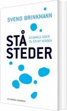 ståsteder - bog