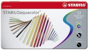 stabilo - aquacolor tinbox 12 pc (650-1612) - Kreativitet