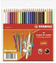stabilo - color 24 pc (650-1224) - Kreativitet