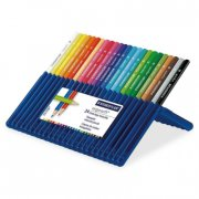 staedtler - ergosoft - coloured pencils, 24 pcs (157 sb24) - Kreativitet