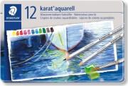 staedtler - karat aquarell vandfarve - 12 stk. - Kreativitet