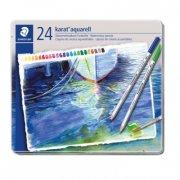 staedtler - karat aquarell vandfarve - 24 stk. - Kreativitet