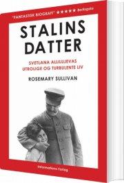 stalins datter - bog