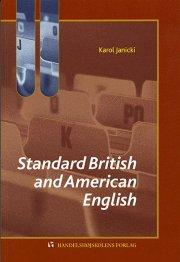 standard british and american english - bog