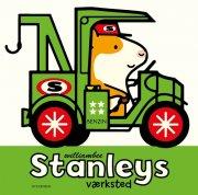 stanleys værksted - bog