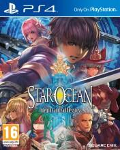 star ocean: integrity and faithlessness - PS4