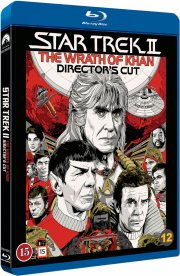 star trek ii: wrath of khan - directors cut - Blu-Ray