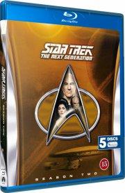 star trek - the next generation - sæson 2 - Blu-Ray