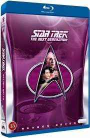 star trek - the next generation - sæson 7 - Blu-Ray