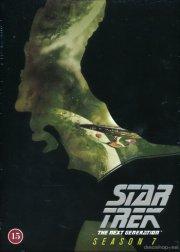 star trek: the next generation - sæson 7 - DVD