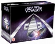 star trek - voyager box set - hele serien - DVD