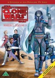star wars - clone wars - sæson 2 - volume 3 - DVD