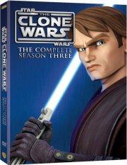 star wars - clone wars - sæson 3 - DVD