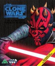 star wars - clone wars - sæson 4 - Blu-Ray