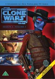 star wars - clone wars - sæson 4 - volume 3 - DVD