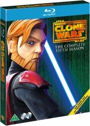 star wars: clone wars - sæson 5 - Blu-Ray
