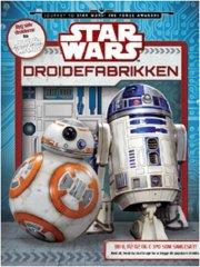 star wars droidefabrikken - bog