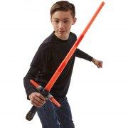 star wars the force awakens - kylo ren extend lightsaber - Legetøjsvåben