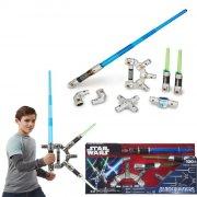 star wars the force awakens - jedi mesterens lyssværd - Legetøjsvåben