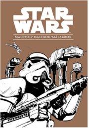 star wars malebog - bog