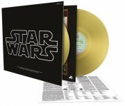 john williams - star wars soundtrack - episode iv: a new hope - Vinyl / LP