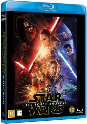 star wars: the force awakens - Blu-Ray