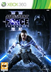 star wars: the force unleashed 2 - xbox 360