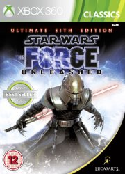star wars: the force unleashed ultimate sith edition (classics) - xbox 360