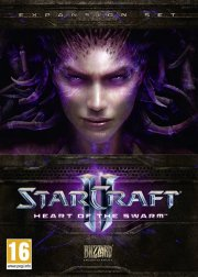 starcraft ii (2): heart of the swarm for pc and mac - mac