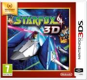 starfox 64 3d (select) - nintendo 3ds