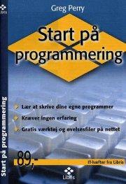 start på programmering - bog