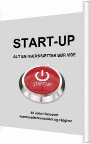 start-up - bog