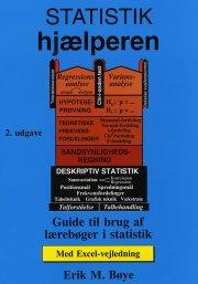 statistik-hjælperen - med excel-vejledning - bog