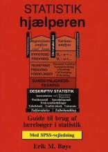 statistik-hjælperen - med spss-vejledning - bog