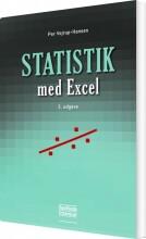 statistik med excel - bog