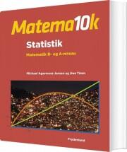 statistik - bog
