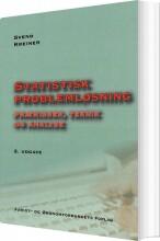 statistisk problemløsning - bog