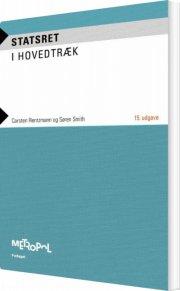 statsret i hovedtræk - bog