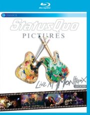 status quo - pictures: live at montreux 2009 - Blu-Ray