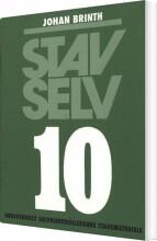 stav selv 10 - bog
